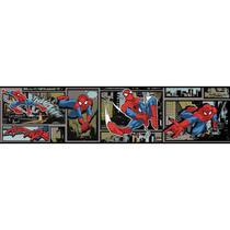 Faixa de Parede Quadrinhos Homem-Aranha DY0252BD - Marvel