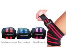 Faixa elastica 80mm stronger joelho - Prottector