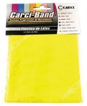 Faixa Elástica De Resist 1,5M  Amarela - Carci