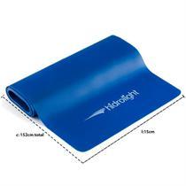 Faixa Elástica para Exercícios Pilates Látex Azul Suave Hidrolight -