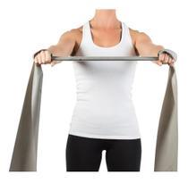 Faixa Elástica Para Exercícios Prata Super Forte - Mercur -