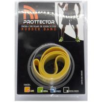 Faixa Elástica para Exercícios Rubber Band Tensão Forte 6mm - Prottector