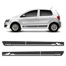 Faixa Fox 2012/ Adesivo Lateral Portas Decorativo Volkswagen - Sportinox
