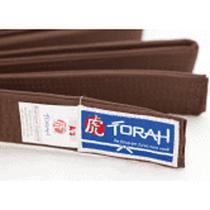 Faixa Kimono Torah Marrom Tamanho A1 -