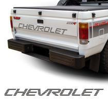 Faixa Traseira Chevrolet D20 Adesivo Grafite Modelo Original - Sportinox