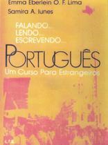 Falando... lendo... escrevendo ... portugues um curso para estrangeiros cd (2) - Epu (Grupo Gen)