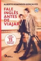 Fale Inglês Antes De Viajar - Disal