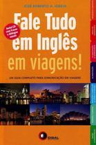 Fale Tudo em Inglês - em Viagens Com Cd - Disal
