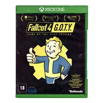 Fallout 4 - Game of the Year - Xbox One - Bethesda softworks