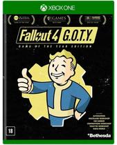 Fallout 4 - Game of the Year - Xbox One - Bethesda