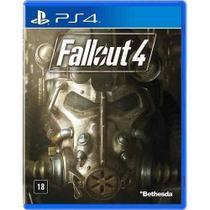 Fallout 4 Ps4 Midia Fisica -