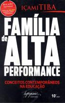 FAMILIA DE ALTA PERFORMANCE - 10 ª ED - Integrare