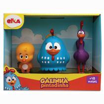 Família Galinha Pintadinha - Elka -