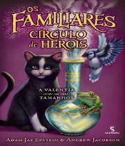 Familiares, Os, V.3 - Circulo De Herois - Salamandra (Moderna)