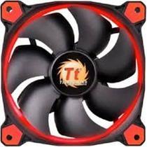 Fan Cooler Thermaltake Riing 12CM LED Vermelho - -