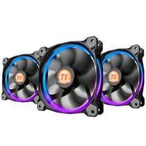 Fan Cooler Thermaltake RING Radiator FAN 256 com 3 LED SWITCH - -
