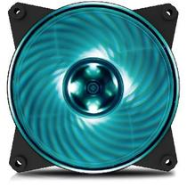 Fan para gabinete masterfan pro 120mm air flow rgb - mfy-f2d - Cooler master