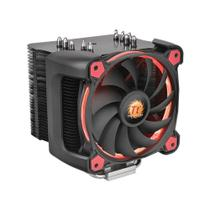 Fan Thermaltake Riing Silent 12 Pro Red Aluminio CL-P021-CA12RE-A -