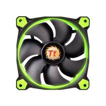 Fan TT Riing 12 LED Radiator FAN Green 3 PACK - Thermaltake