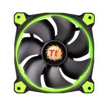 Fan TT Riing 12 Radiator FAN LED Green 1500RPM CL-F038-PL12GR-A - Thermaltake