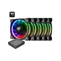 Fan TT Riing PLUS 14 RGB PREM. ED 5 PACK/LED SW CTRL CL-F057-PL14SW-A* - Thermaltake