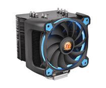Fan TT Riing Silent 12 PRO Blue Aluminio CL-P021-CA12BU-A - Thermaltake