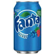 Fanta blue berry 355 ml -