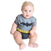 Fantasia Body Verão Batman M Ref.11419m Sulamericana -