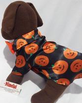 Fantasia camiseta Halloween para cachorro e gato Ninelai -