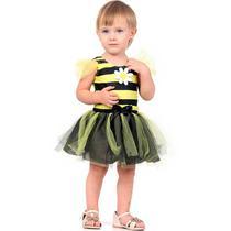7d475b1b772817 Fantasia De Abelha Infantil Bebê P 1 ano - Sulamericana