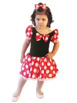 Fantasia Infantil Minnie Baby - Brink Model