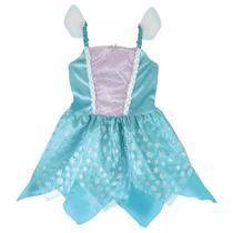 Fantasia Infantil - Sparkle Girlz - Vestido de Fada - Dtc -