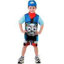 Fantasia Thomas e Seus Amigos - Thomas Azul Infantil - Sulamericana