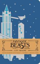 Fantastic Beasts And Where To Find Them - City Skyline Notebook - Insight editions -