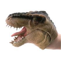 Fantoche Dinossauro Marrom Ref.3731 - DTC -