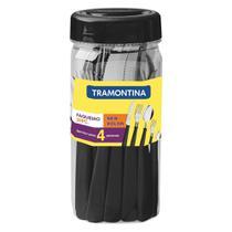 Faqueiro Tramontina New Kolor Inox e Polipropileno 20 Peças -