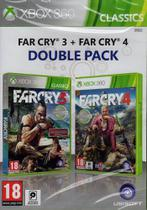 Far Cry 3 & 4 (Double Pack) - Xbox 360 - Microsoft