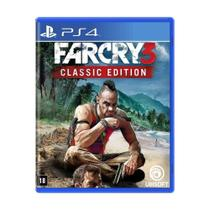 Far Cry 3 (Classic Edition) - PS4 - Ubisoft