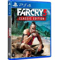 Far Cry 3 Classic Edition Ps4 - Ubisoft