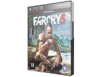 Far Cry 3 Signature Edition para PS3 - Ubisoft