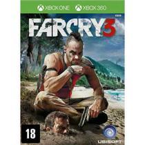 Far Cry 3 - Xbox-One-360 - Microsoft
