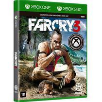 Far Cry 3 Xbox One e 360 - Ubisoft