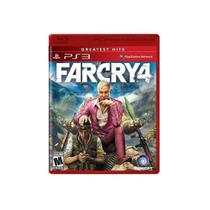 Far Cry 4 (Greatest Hits) - PS3 - Ubisoft