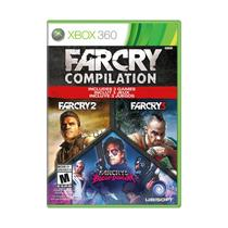 Far Cry Compilation - Xbox 360 - Jogo