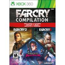 Far Cry Compilation - Xbox 360 - Microsoft