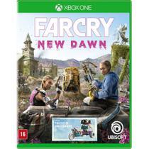 Far Cry New Dawn Mídia Física Lacrado Dublado Em Português - Ubisoft