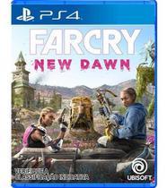 Far Cry New Dawn - PS4 Mídia Física - Ubisoft