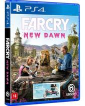 Far Cry New Dawn Ps4 Midia Fisica - ubsoft