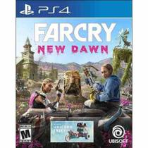 Far Cry New Dawn Ps4 Midia Fisica -