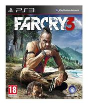 Farcry 3 - PS3 - Ubisoft